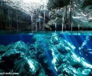"""次の記事: 死ぬまでに行きたい世界の絶景""""セノーテ""""の超穴場・タージマハ"""