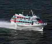 前の記事: 東海汽船の新高速ジェット船「大漁」が運航スタート!