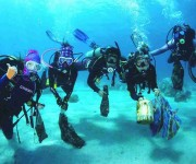 """次の記事: サンゴや環境を守るための国連環境プログラム""""グリーン・フィン"""