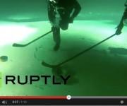次の記事: ロシア人ダイバーが開催! 凍結した湖で水中アイスホッケー