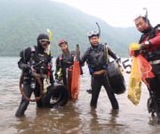 前の記事: ボランティアダイバー募集! 本栖湖クリーンアップ2015