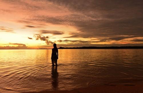 パプアニューギニア(撮影:中村卓哉)