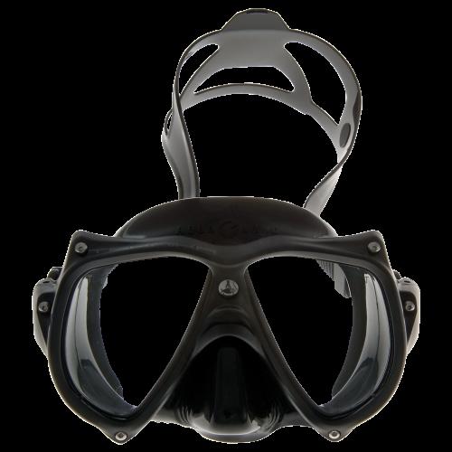 アクアラングのマスク・テクニカ