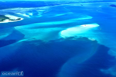 自分にとっては、とても懐かしいフレイザー島周辺の海