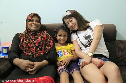 モルディブの家庭