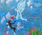 前の記事: 海を愛する方の安全祈念と復興への思いを絵にこめて