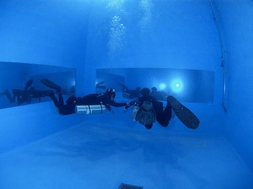 ダイビングでは、コンフィグとバランス調整をすればダイビングが楽になる