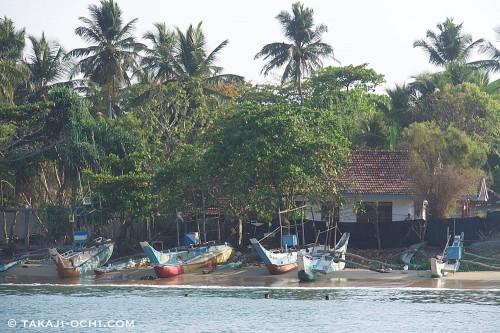 クダベラの漁村
