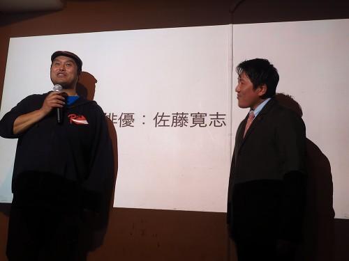 くまちゃん愛用のドライスーツ、ゼロの入江 聡彦さん