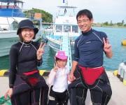 次の記事: 陸は亭主関白、海はかかあ天下!? ~ダイビングで夫婦円満、家