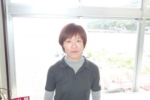 ガイドの西川洋子さん