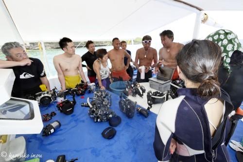 スミロン島でトロピカルシーンを撮影! ~越智隆治と行くセブフォトツアー~