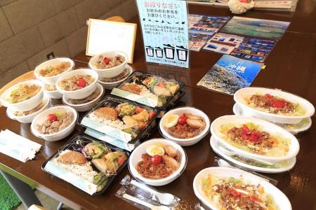 お昼に食べるお弁当はバリエーション豊富で選ぶのに迷ってしまう