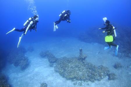 さあ、石垣島でダイビングを満喫!