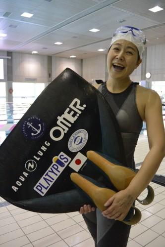石田美弥子選手