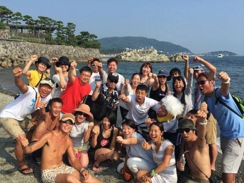 葉山ボートダイビング&スキンダイビング&BBQ