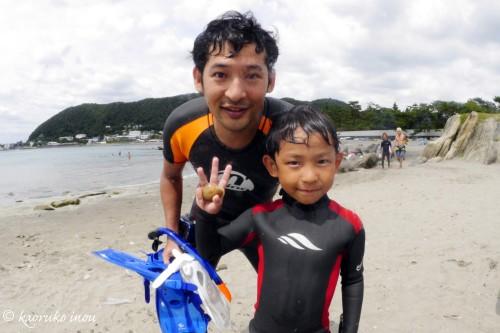 親子でスキン教室in葉山開催レポート