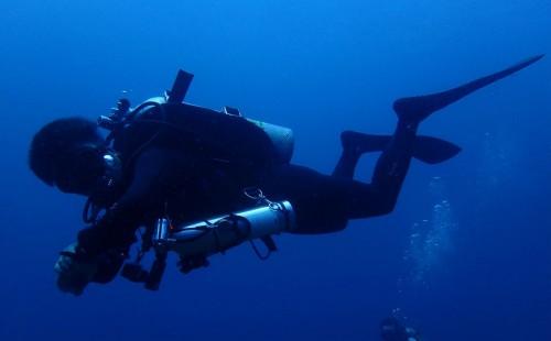 ソロ(単独)潜水はバディダイビングよりも危険なのか? ~JCUEセミナー開催のお知らせ~