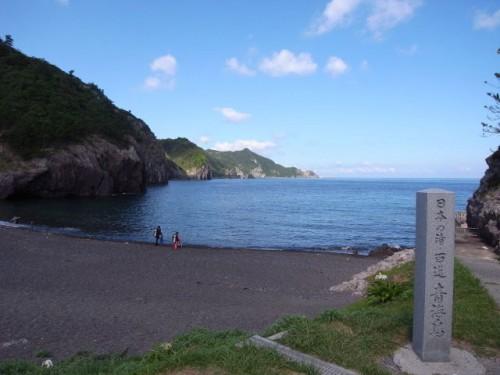 山口県・青海島