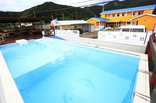 奄美大島・南部のマリンアクティビティの拠点「ゼログラヴィティ」