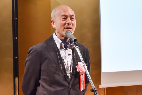 日経ナショナル ジオグラフィック写真賞2016 中村征夫さん