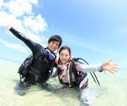 次の記事: ダイビングモデル募集中! ~賞金10万、ダイビングライセンス