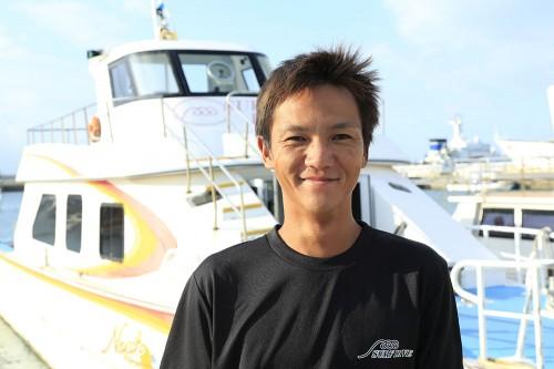 石垣島のSURF DIVE(撮影:越智 隆治)