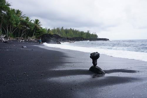 ハワイ島(撮影:小笠原愛)