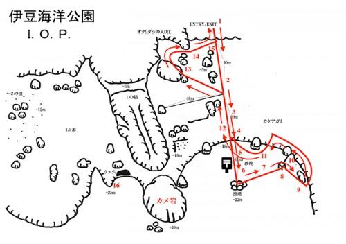 I.O.P Map