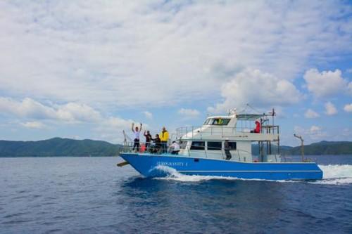 奄美の海の世界で、感動を共有しよう!
