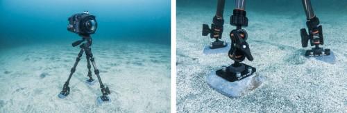 海での使用例