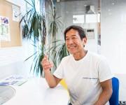 前の記事: パラオのレジェンドガイド 長野浩さんインタビュー 「コース取