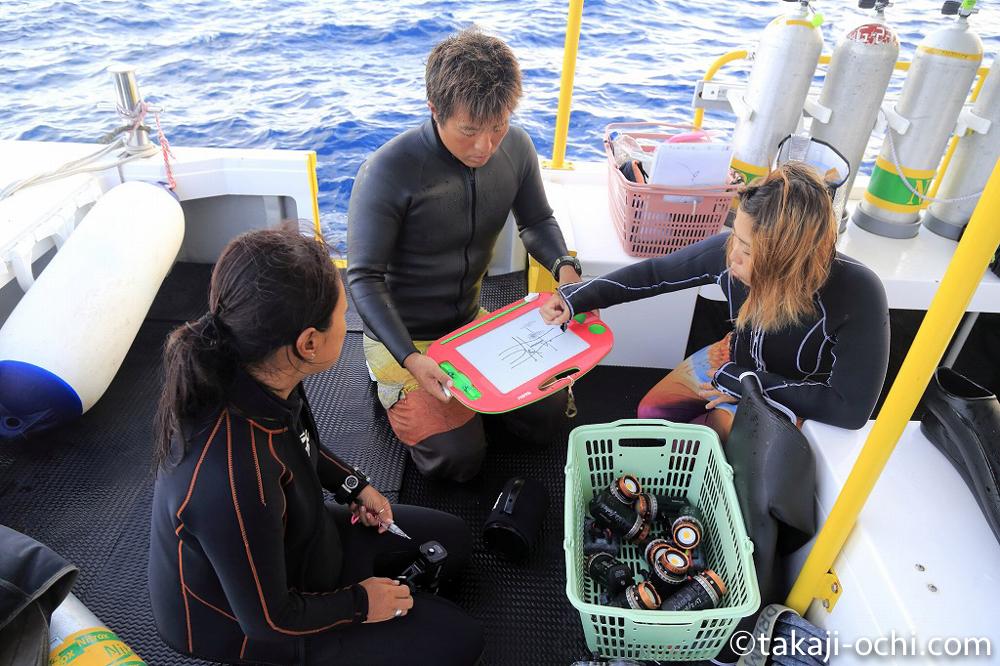 漂流時にダイバーが取るべき行動と生死を分けるポイント