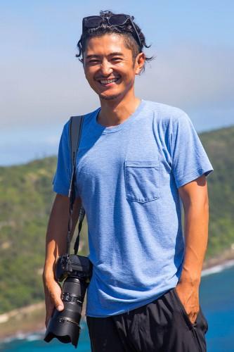 写真家のYusuke Okadaさん