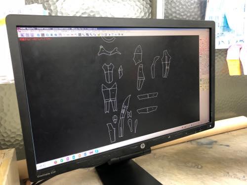 設計や製図のシステムソフト「CADシステム」!