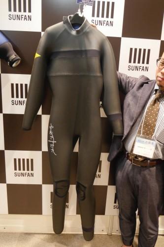 着ていることを忘れるほどの着心地いいスーツ