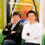 左:田瀬さん、右:河本