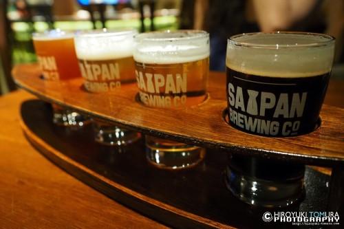 サイパン地ビール飲み比べ!