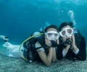 前の記事: 新婦の夢を叶える♡ダイビングで水中ウェディングフォト撮影@八