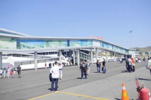 コモド空港
