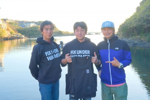 左から、佐藤輝さん、大村健二さん、むらいさちさん