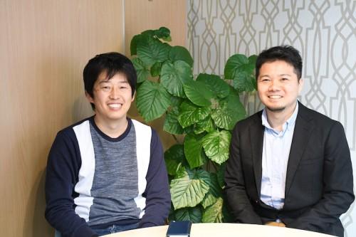 左:和田茂樹先生、右:武正憲先生