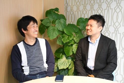 左:和田先生、右:武先生