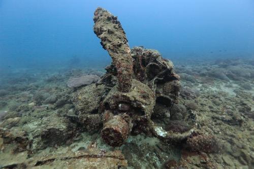 小笠原の沈没船を解明せよ! 〜海中に静かに眠る無数の戦跡〜