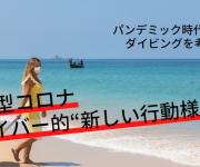 次の記事: 【新型コロナ】パンデミック時代のダイビング。ダイバー的「新し