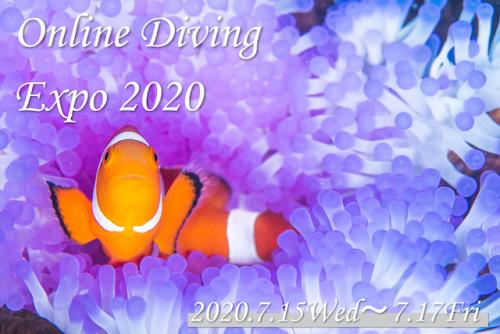 Online Diving Expo オンラインダイビングエキスポ
