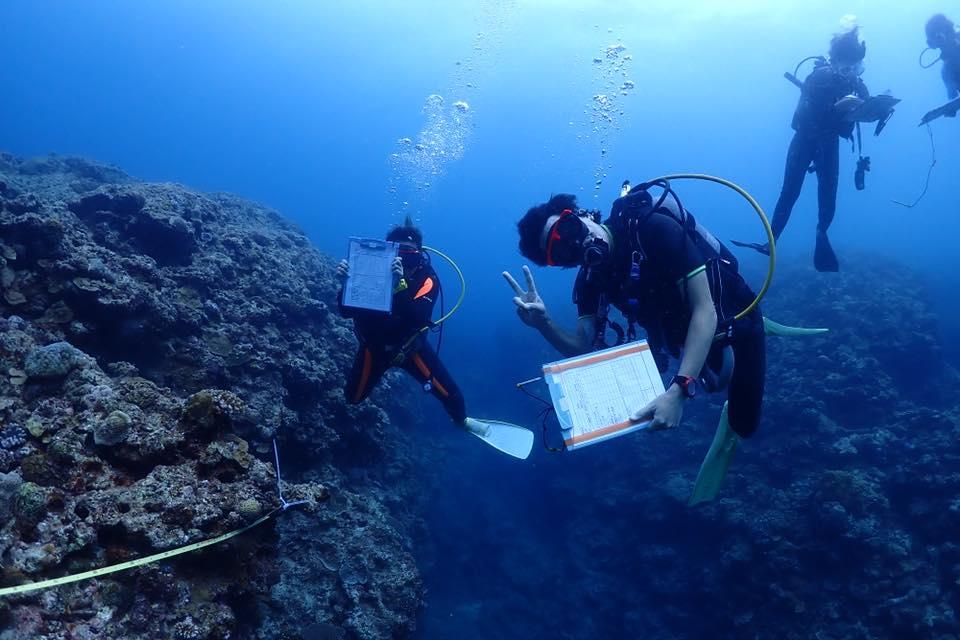 沖縄県恩納村でダイビング事業者向け「リーフチェック研修会」開催 -世界一サンゴにやさしい村の実現に向けて-