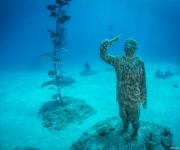 次の記事: オーストラリアに誕生した海中美術館。その目的とは?