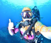 次の記事: ロングファスナー付きウエットスーツ「KSZ」を水中写真家・む
