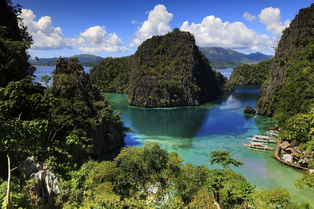 フィリピン国内の島々が「世界で最も魅力的な島」を受賞